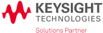 Keysight Technologies solutions partner logo